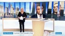 Piotr Pavlenski : l'activiste russe interpellé à Paris
