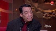 عمرو أديب لحلمي بكر: أنا بسمع أغاني بتوع المهرجانات بنبسط