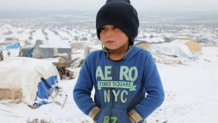 A new catastrophe looms in Syria's dead of winter