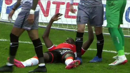 Le résumé de FC Lorient - Clermont (0-1) 19-20
