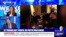 Le troublant profil de Piotr Pavlenski - 15/02