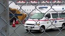 ارتفاع الإصابات بكورونا المستجد على متن السفينة السياحية قبالة اليابان الى 355