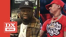 50 Cent Says He Would Never Respond To Nick Cannon