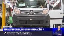 En crise, Renault va-t-il fermer des usines ?