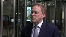 Grant Shapps on HS2 and death of Caroline Flack