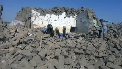 Houthis accuse Saudi-coalition of killing civilians