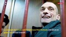 Vidéos intimes de Griveaux : la compagne de Pavlenski en garde à vue
