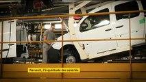 Automobile : le résultat de Renault inquiète ses salariés