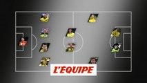 L'équipe type de tous les temps - Foot - ALL - Dortmund