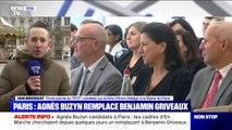 """Municipales à Paris: Ian Brossat juge la candidature d'Agnès Buzyn """"très surprenante"""""""