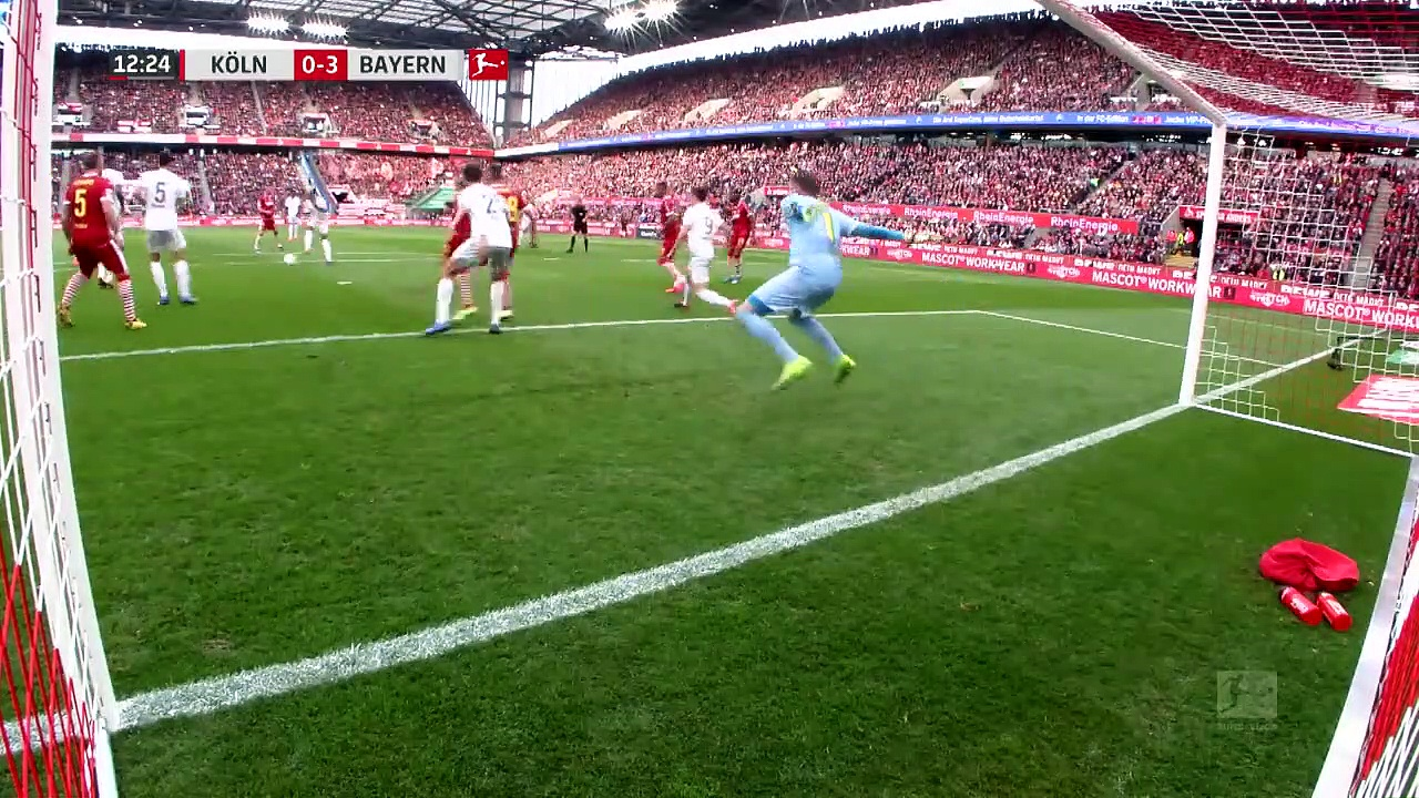 Köln - Bayern Münih (1-4) - Maç Özeti - Bundesliga 2019/20
