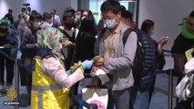 Indonesia fears grow over coronavirus threat