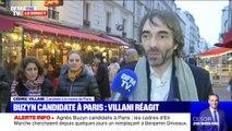 """Municipales à Paris: Cédric Villani a """"beaucoup de respect et d'estime pour Agnès Buzyn"""""""