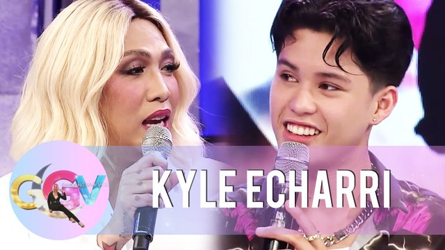 Vice asks Kyle if Andrea was once his girlfriend | GGV