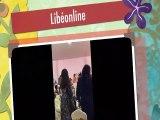 Les pas de danse de Marieme Faye Sall à la soirée de Youssou Ndour