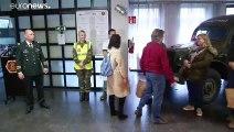 Nouveau coronavirus : fin de quarantaine pour 120 personnes en France