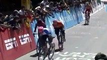 Ciclismo - Tour Colombia - Daniel Martinez gana la ultima etapa, Sergio Higuita la general clasificacion