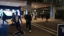 Lazio-Inter, Cana nel pre-partita