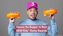 Chance the Rapper And The 2020 Kids' Choice Awards