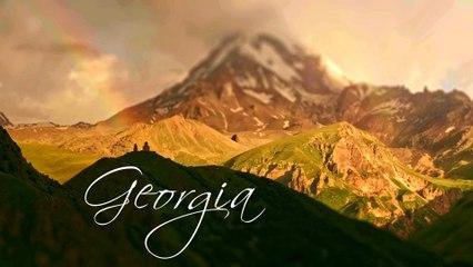 Gorgeous Georgia (4k - Time Lapse - Aerial - Tilt- Shift)