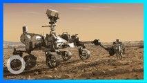 NASA「好奇號」火星探測車配備強大雷射槍