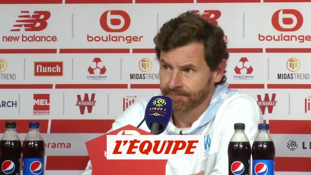 Villas-Boas «Un grand résultat» - Foot - L1 - OM