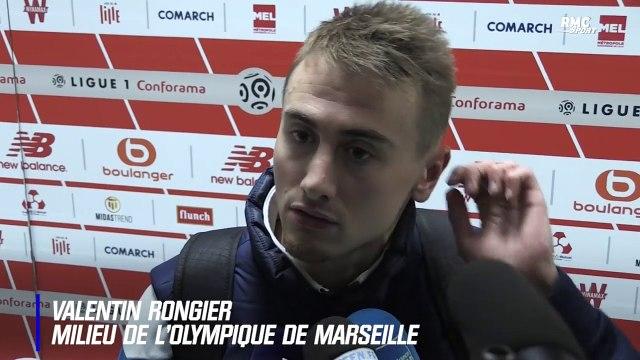 """OM : """"Ce n'est pas ça qui va me faire rater mes passes"""", Rongier pas frustré par son penalty arrêté"""