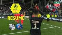 Amiens SC - Paris Saint-Germain (4-4)  - Résumé - (ASC-PARIS) / 2019-20