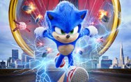 Sonic the Hedgehog Film Clip - Oh this one is cute, let's keep him!