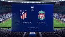 Atlético Madrid vs Liverpool 2020 | Round of 16| UEFA Champions League 2019-2020 HD FIFA 20