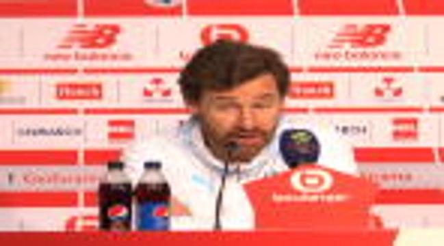 "25e j. - Villas-Boas : ""Mandanda continue à faire une super saison"""