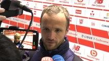 """25e j. - Germain : """"Garder le même état d'esprit pour se rapprocher de la Ligue des Champions"""""""