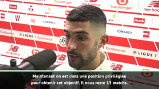 """25e j. - Alvaro : """"On a montré qu'on n'était pas fou d'avoir comme objectif la Ligue des Champions"""""""