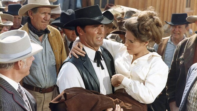 Support Your Local Sheriff Movie (1969)  James Garner, Joan Hackett, Walter Brennan