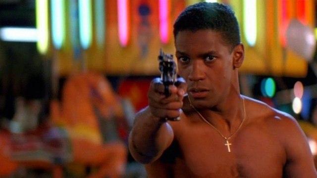 Ricochet Movie (1991) Denzel Washington, John Lithgow, Ice-T