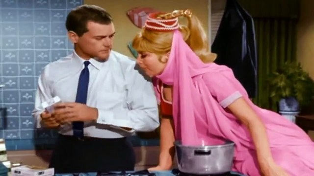 "I Dream of Jeannie season 1 episode 4 ""Jeannie and the Marriage Caper"""