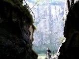 Alpes (Schilthorn), Chutes de Trümmelbach, Saut du Doubs