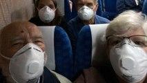 Coronavirus: US evacuates Americans from Diamond Princess luxury cruise quarantined in Japan
