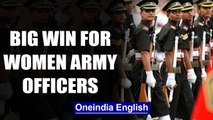 SC orders Army to grant permanent commission to women officers| OneIndia News