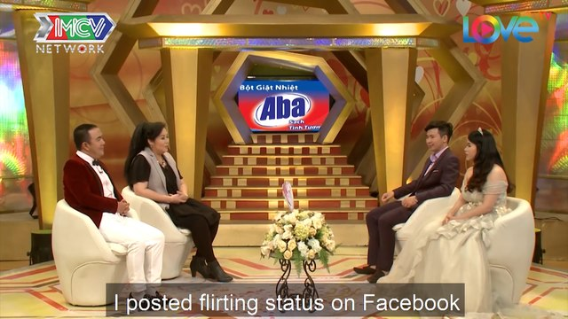 FLIRTING ON FACEBOOK - MARRIED A BEAUTIFUL WIFE 
