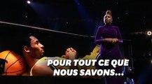 Jennifer Hudson a rendu un vibrant hommage à Kobe Bryant lors du 69ème All-Star Game