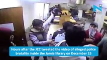 Video of police brutality in Jamia Millia Islamia library goes viral