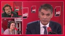 """Olivier Faure (Parti socialiste) : Agnès Buzyn """"abandonne le coronavirus, la crise à l'hôpital, les retraites et elle considère que sa vie c'est Paris"""""""