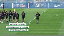 8es - Mbappé vs Haaland, duel de prodiges