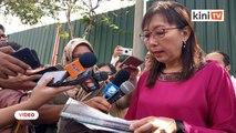 Kes kondo runtuh: Perlu ada bukti untuk lapor ke SPRM - Teresa
