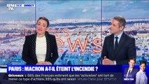 Paris: Macron at-il éteint l'incendie ? - 17/02