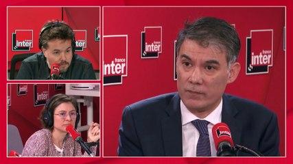 Olivier Faure - France Inter lundi 17 février 2020