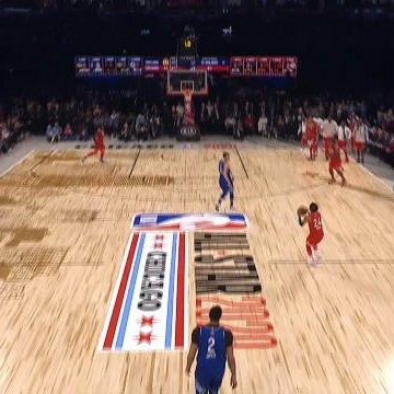 Trae Young drains half-court buzzer-beater