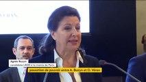 EN DIRECT – Municipales Paris  Regardez Agnès Buzyn en larmes en prononçant son discours d'adieu au Ministère de la Santé - VIDEO