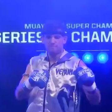 Muth Klem Kmao vs Luca Lassalle - Super Champ Series of Champion 16022020
